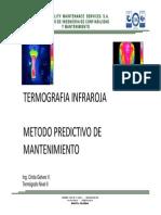 03 Termografia Infraroja Metodo Predictivo de Mtto [Modo de Compatibilidad]