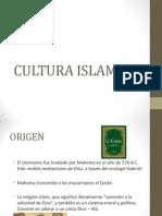 Cultura Islam
