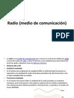Radio (Medio de Comunicación)
