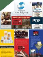 Dish Peninsula Dining Guide May 2014