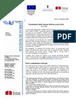 Censimento Delle Risorse Idriche a Uso Civile - 10-Dic-2009 - Testointegrale20091210
