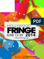 2014 Hollywood Fringe Festival Guide
