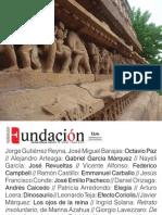 Fundación. Revista en Línea, núm. 11