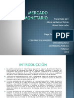 Mercado Monetario