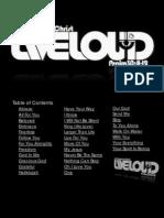 Liveloud Songs