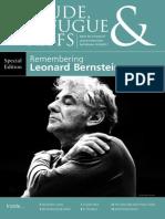 Leonard Berstein - Prelude & Fugue Riff