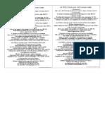 Folheto Evangelistico Simples e Direto - Evangelho Evangélico Evangelismo