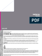 © 2008 Nokia. All Rights Reserved. Declaration of Conformity Hereby,