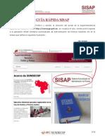 Guia_Rapida Para La Inscripcion en El SISAP