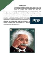 Albert Einstein Isac n