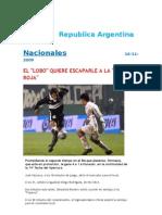 Nacionales 16-11-2009