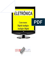 Slides Conversor Analogico Digital Comparador Histerese Timer 555 Pll