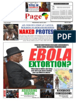Wednesday, May 28, 2014 Edition