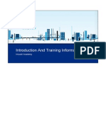 01- Intucell Dynamic SON - Introduction and Training Information