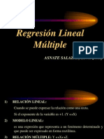 Regresion Multiple