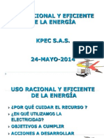 Uso Eficiente Energía