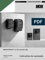 MOVITRAC LTE-B - Instruções de Operação - 11670258