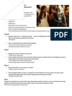 Romeo and Juliet Scene 5 Worksheet 2