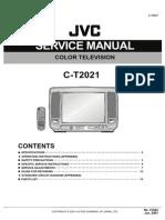 JVC C-T2021