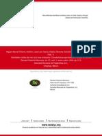 VARIEDADES CRIOLLAS DE MAÍZ AZUL RAZA CHALQUEÑO. CARACTERÍSTICAS AGRONÓMICAS Y CALIDAD DE SEMILLAc