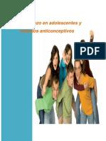 Embarazo en La Adolescencia Salud!!!