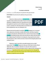 planaria lab report 1
