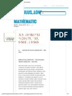 Calculus_love in Mathematic _ Perkembangan Geometri Dari Masa Ke Masa