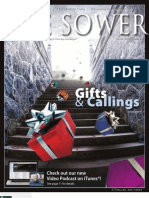 The Sower Magazine - Gifts & Callings - Nov/Dec 2009