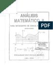 Analisis Matematico II Espinoza