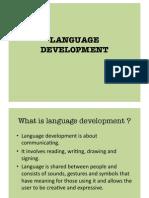 language development 2