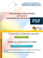 PROGRAMAS EDUC. GRO 2014.ppt