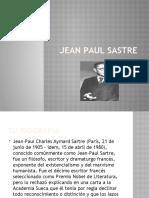 Jean Paul Sastre