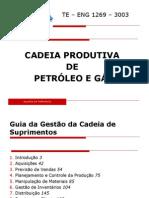 Cadeio Produtiva de Petróleo e Gás