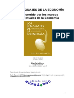 Blasco-Lenguajes de La Economía