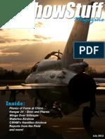 Air Show Stuff Magazine - Jul 2013