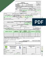 Formato Afiliacion Trabajador Version 9