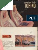 Manual Dueo Torino ZX
