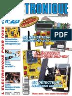 Revista Electronique Et Loisirs - 025
