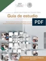 Guia Examen Historia 2014