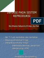 Infeksi Pada Sistem Reproduksi