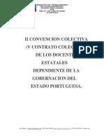II CONVENCIÓN COLECTIVA