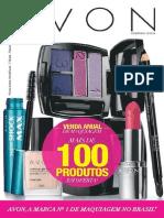 Avon Folheto Cosmeticos 12 2014