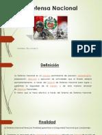 La Defensa Nacional 123