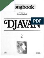 [Songbook] Djavan Vol. II [Almir Chediak]