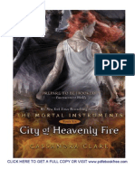 City of Heavenly Fire PDF Free Download