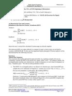Hw 8 Matlab Problem