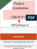 Hansa Research