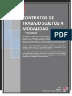 Modelos de Contratos Modales