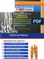 Project Charter Juan Tapia