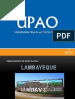 Exposicion Lambayeque